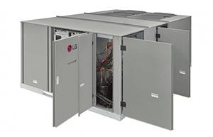 LG Electronics готовит производство крышного теплового насоса