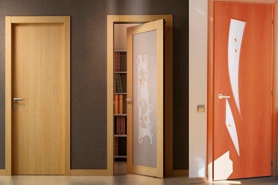 Как выбрать ламинированную межкомнатную дверь