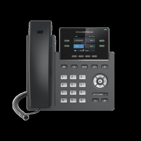 Grandstream расширяет серию IP-телефонов GRP операторского класса новой моделью с поддержкой Wi-Fi