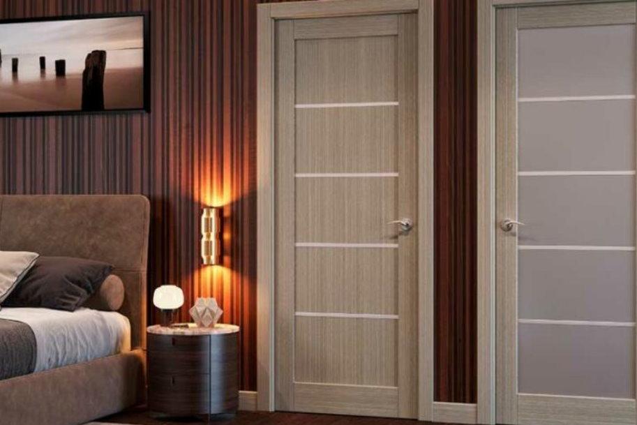 Правильный уход за ламинированными дверями