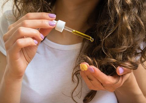 Масла для роста и укрепления волос