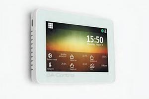 Умный ПУ SA-Control для вентустановок представила ТМ LESSAR