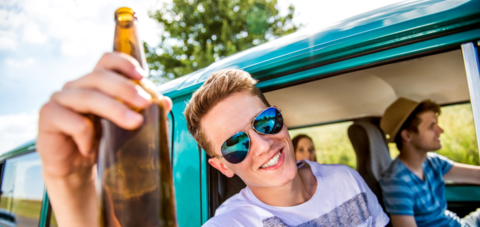 Можно ли пить за рулем безалкогольное пиво?