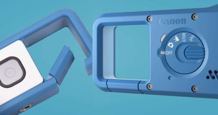Canon официально анонсировала свою первую мини камеру IVY REC
