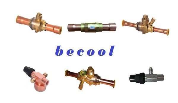 Бренд becool и его вентили Rotalock