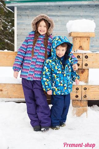 Комплект Premont: куртка и полукомбинезон
