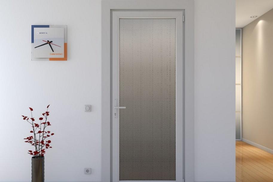 Как выбрать дверь из ПВХ: на что обратить внимание