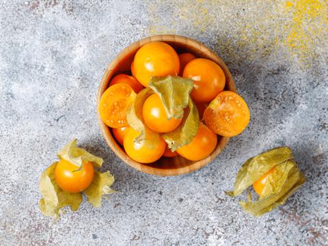 Перуанский крыжовник, земляная вишня, земляничный томат все это Физалис