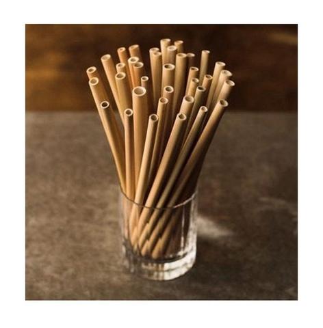 Чем примечательны бамбуковые трубочки для напитков?