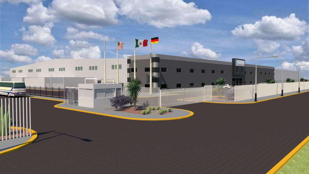 Eberspaecher построит завод выхлопных технологий в Мексике