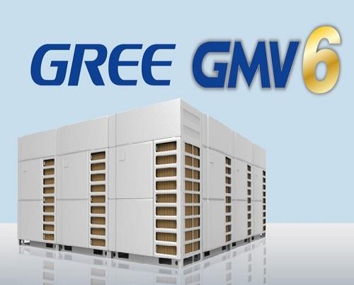 Модульная мультизональная GMV6 разметается со складов