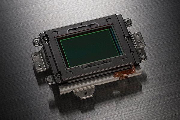 Nikon работает над очередной многослойной матрицей