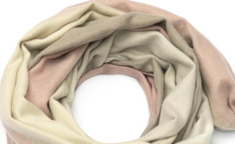 Как правильно ухаживать за шарфом из кашемира