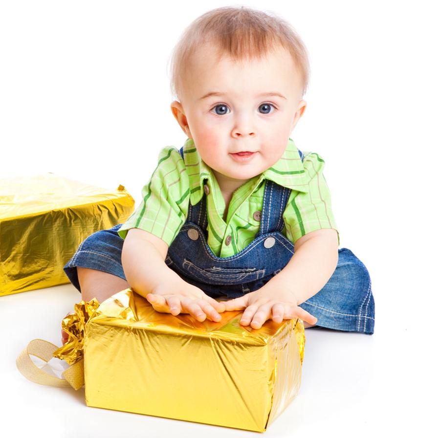 Какие подарки любят дети