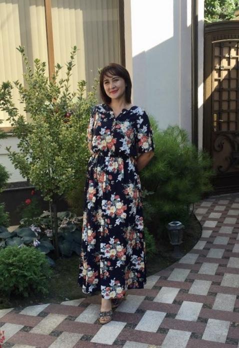 Отзыв о платье 5215