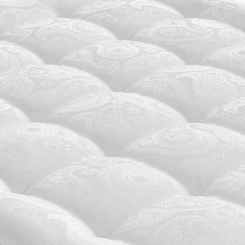 Жаккард - ткань, используемая для пошива чехлов ортопедических матрасов Татами