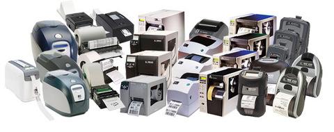Расшифровка названий принтеров этикеток