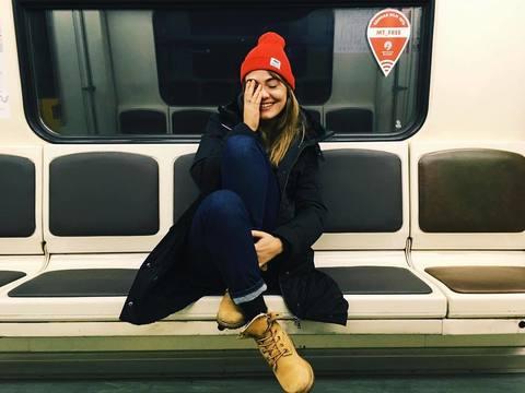 Случай в метро