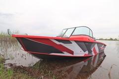 Vboats X3 2021 модельного года - обзор с воды под Yamaha 80