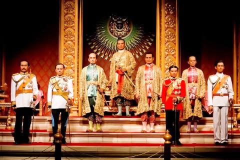Праздник Династия Чакри в Таиланде!