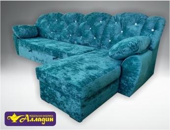 По-настоящему роскошный и необычайно удобный диван Алладин