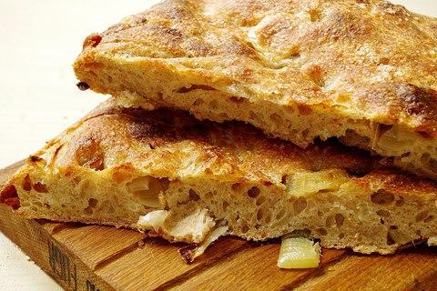 Луковый хлеб/Onion Bread