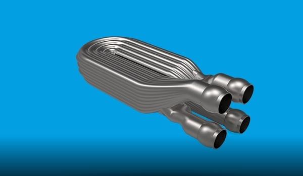 Немецкая AutoHeat налаживает 3D-печать теплообменников