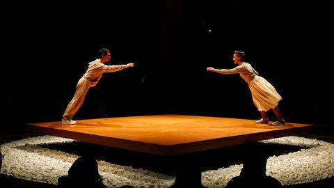 artists to follow: choreographer Yoann Bourgeois
