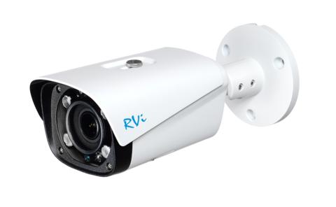 Новая уличная IP-камера видеонаблюдения RVi-IPC43L V.2 (2.7-12)