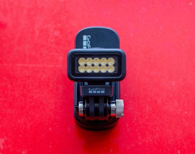 Обзор светового модуля Light Mod для GoPro HERO8 и HERO9