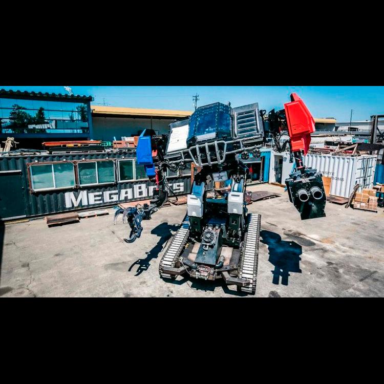 Боевые роботы готовы к сражению