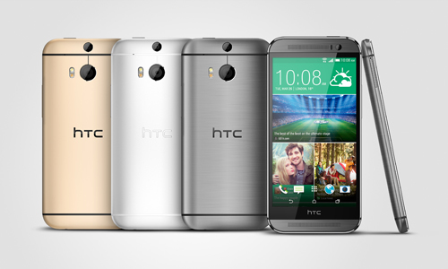 Как получить возможность зарядки для HTC One M8 без проводов