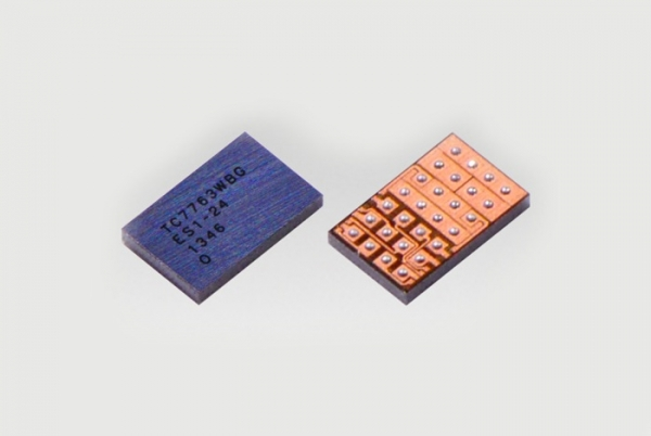 Тошиба разработала новый, более мощный чип Qi