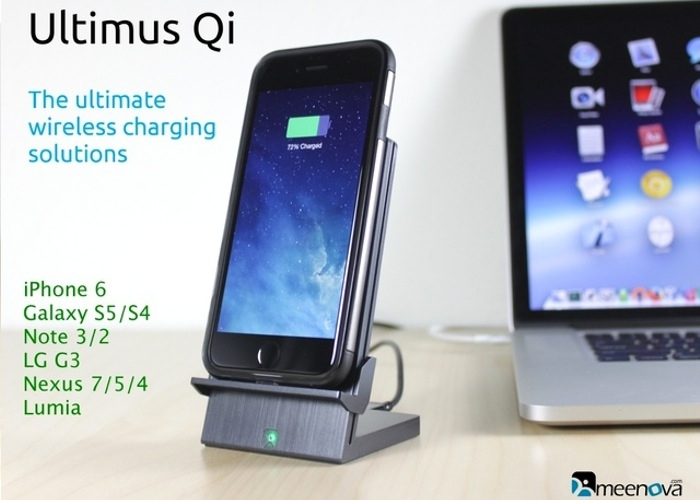 Беспроводная зарядка-универсал - Ultimus Qi
