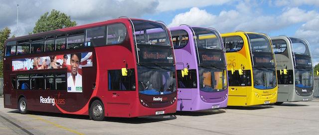 Беспроводная зарядка для общественного транспорта - это Лондон, детка!