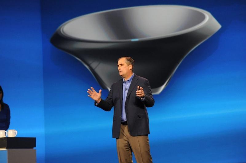 Intel выпустит чашу с беспроводной зарядкой для гаджетов до конца 2014 года