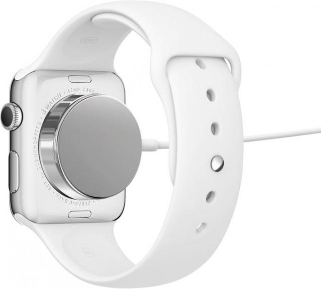 Apple Watch будет использовать беспроводную зарядку Magsafe