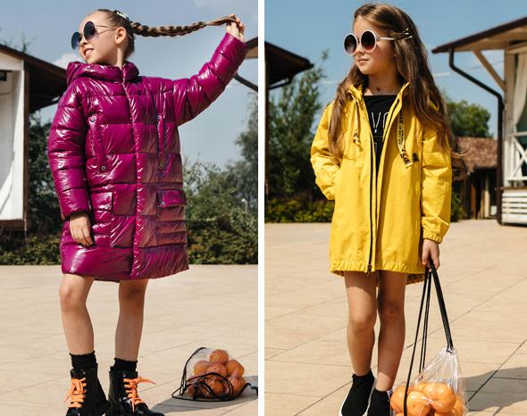 Как выбрать детскую демисезонную куртку?
