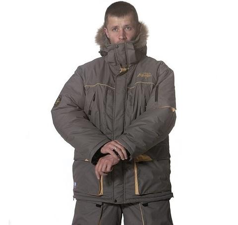 Новинки: зимние куртки и полукомбинезоны для рыбалки, охоты и отдыха на природе.
