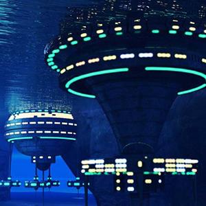 Глубоководная база под управлением ИИ