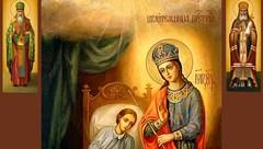 Исцеляющие иконы Пресвятой Богородицы.