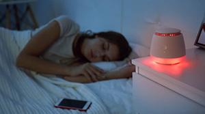 Систему, поддерживающую микроклимат спальни, разработали китайцы