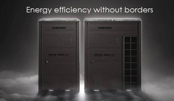 Samsung представил кондиционер повышенной энергоэффективности