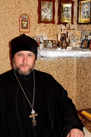 Интервью с настоятелем Храма Николая Чудотворца