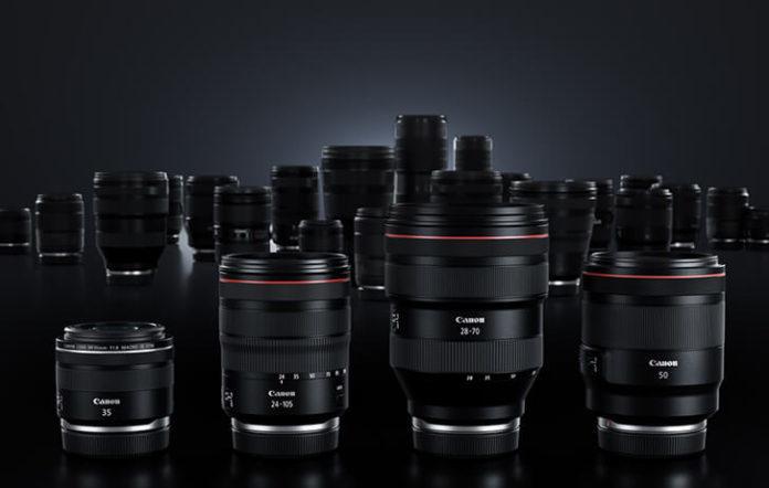 Canon зарегистрировали три новых объектива в России