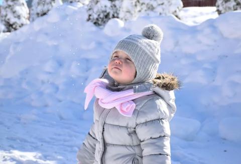 Как одевать ребёнка на улицу зимой?