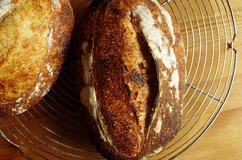 ТАРТИН (Basic Country Bread) Рецепт и разбор технологии