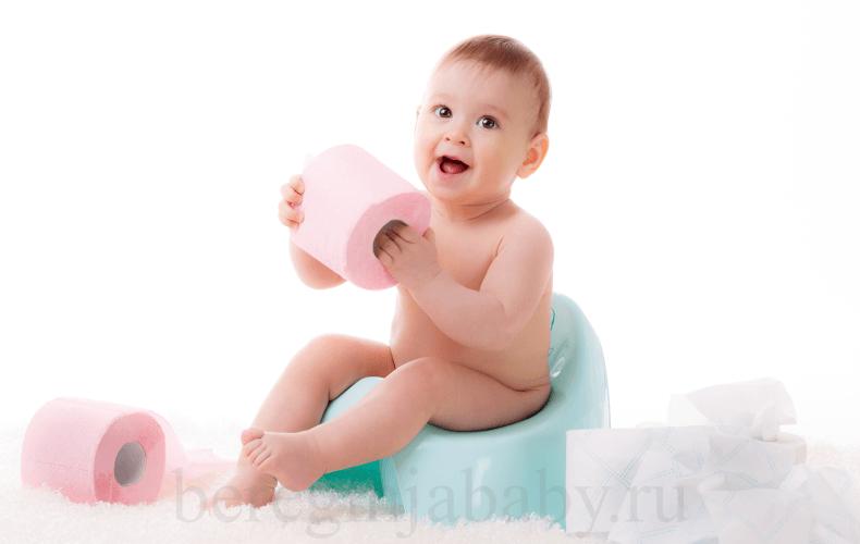 Как приучить ребёнка к горшку (советы мамы 2 детей)