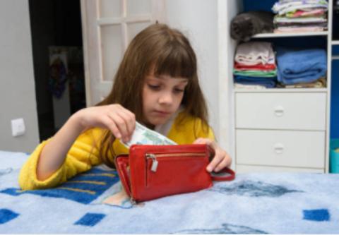 Детское воровство: как решить проблему?