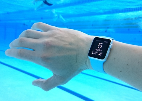 Новое поколение Apple Watch Series 2